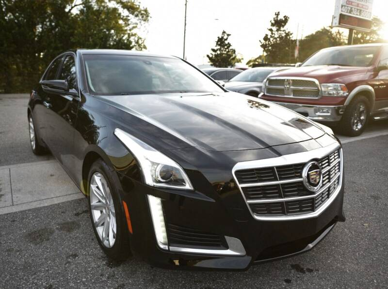2014 Cadillac CTS for sale at Grant Car Concepts in Orlando FL