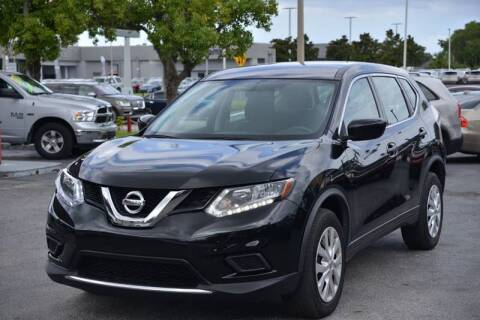 2016 Nissan Rogue for sale at Motor Car Concepts II - Kirkman Location in Orlando FL