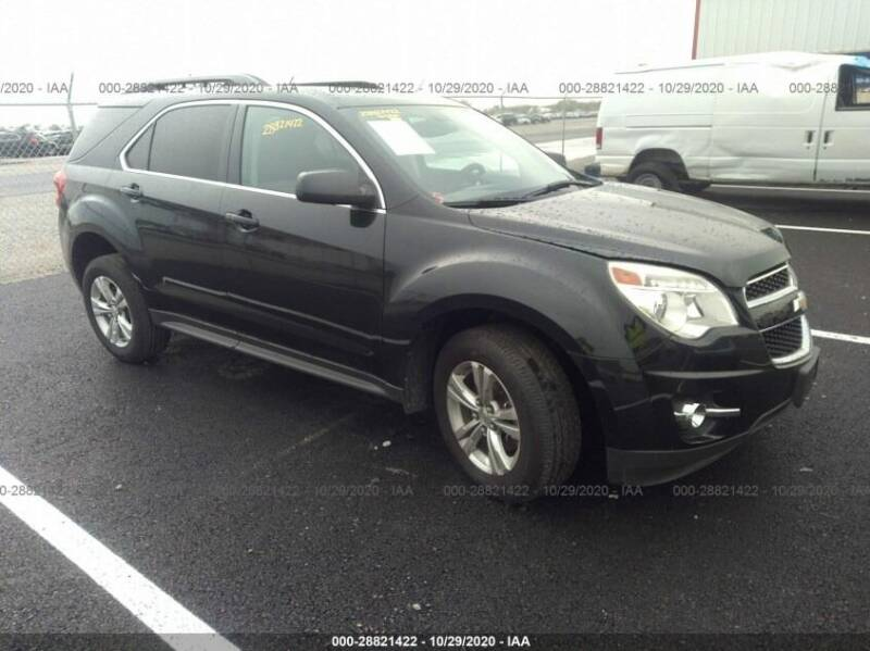 2011 Chevrolet Equinox for sale at Varco Motors LLC - Builders in Denison KS