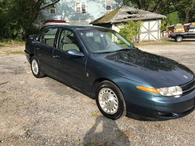2002 Saturn L-Series for sale at Beaver Lake Auto in Franklin NJ