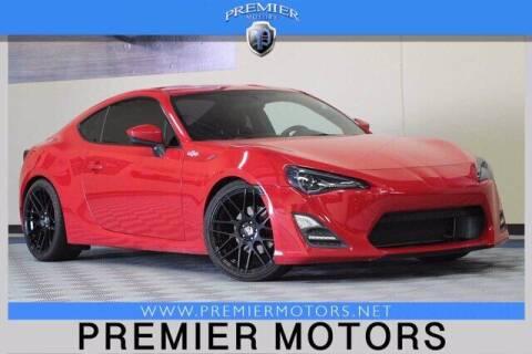 2013 Scion FR-S for sale at Premier Motors in Hayward CA