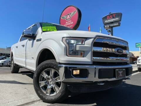 2015 Ford F-150 for sale at Auto Express in Chula Vista CA