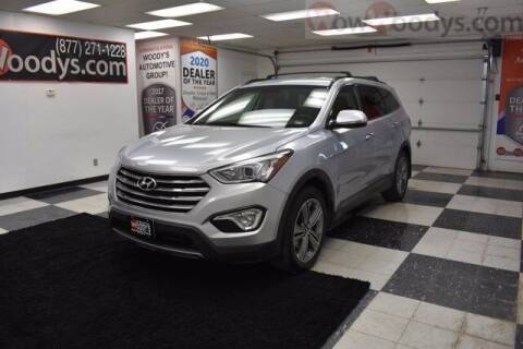2015 Hyundai Santa Fe for sale at WOODY'S AUTOMOTIVE GROUP in Chillicothe MO
