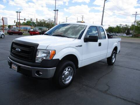 2013 Ford F-150 for sale at Windsor Auto Sales in Loves Park IL