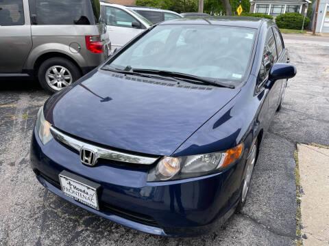 2008 Honda Civic for sale at Best Deal Motors in Saint Charles MO