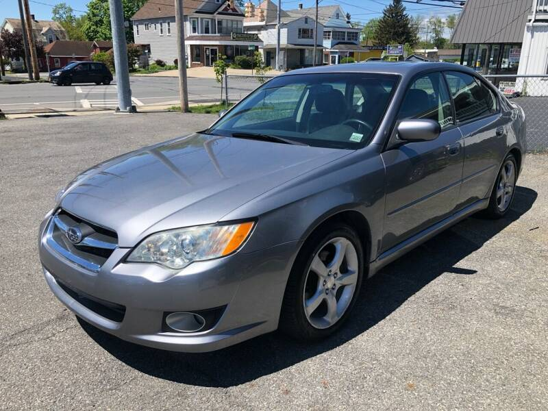 2008 Subaru Legacy for sale at JB Auto Sales in Schenectady NY
