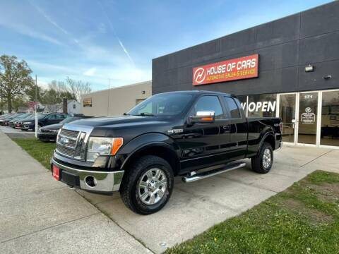 2009 Ford F-150 for sale at HOUSE OF CARS CT in Meriden CT