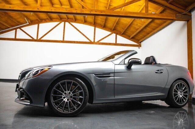 2017 Mercedes-Benz SLC for sale in Newport Beach, CA