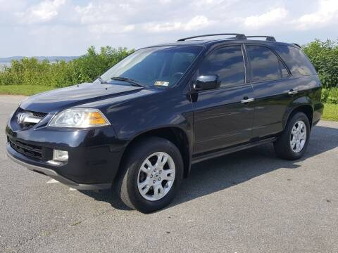 2006 Acura MDX for sale at Bowles Auto Sales in Wrightsville PA