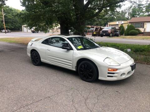 2004 Mitsubishi Eclipse for sale at Car-Nation Enterprises Inc in Ashland MA