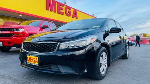2017 Kia Forte for sale at Mega Auto Sales in Wenatchee WA