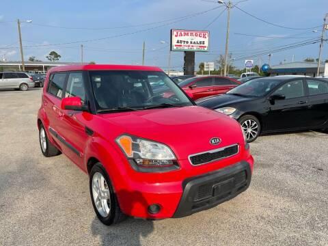 2010 Kia Soul for sale at Jamrock Auto Sales of Panama City in Panama City FL