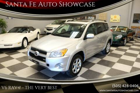 2009 Toyota RAV4 for sale at Santa Fe Auto Showcase in Santa Fe NM