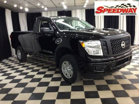 2017 Nissan Titan XD for sale at SPEEDWAY AUTO MALL INC in Machesney Park IL