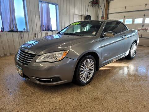 2012 Chrysler 200 Convertible for sale at Sand's Auto Sales in Cambridge MN