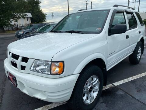 2004 Isuzu Rodeo for sale at Mike's Auto Sales INC in Chesapeake VA