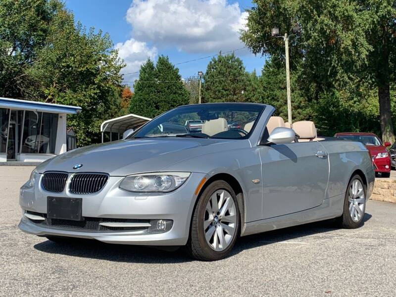 2013 BMW 3 Series for sale at GR Motor Company in Garner NC