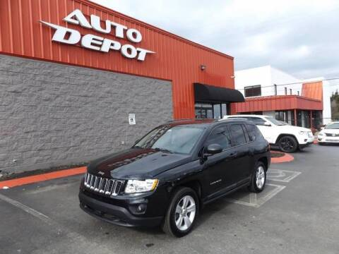 2011 Jeep Compass for sale at Auto Depot in Middle TN