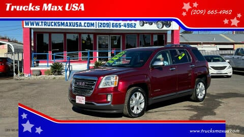 2017 GMC Terrain for sale at Trucks Max USA in Manteca CA
