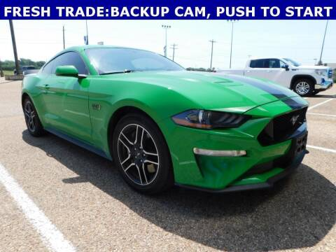 2019 Ford Mustang for sale at Stanley Chrysler Dodge Jeep Ram Gatesville in Gatesville TX