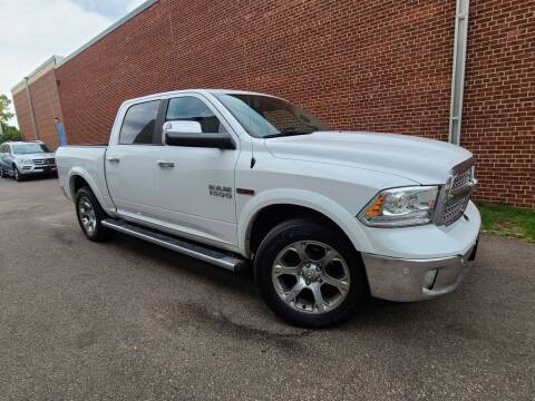 2017 RAM Ram Pickup 1500 for sale at Minnesota Auto Sales in Golden Valley MN