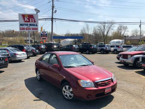 2006 Kia Spectra for sale at KB Auto Mall LLC in Akron OH