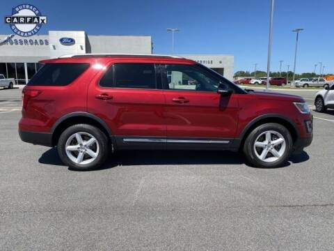 2016 Ford Explorer for sale at Smart Chevrolet in Madison NC