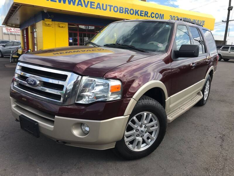 2010 Ford Expedition for sale at New Wave Auto Brokers & Sales in Denver CO