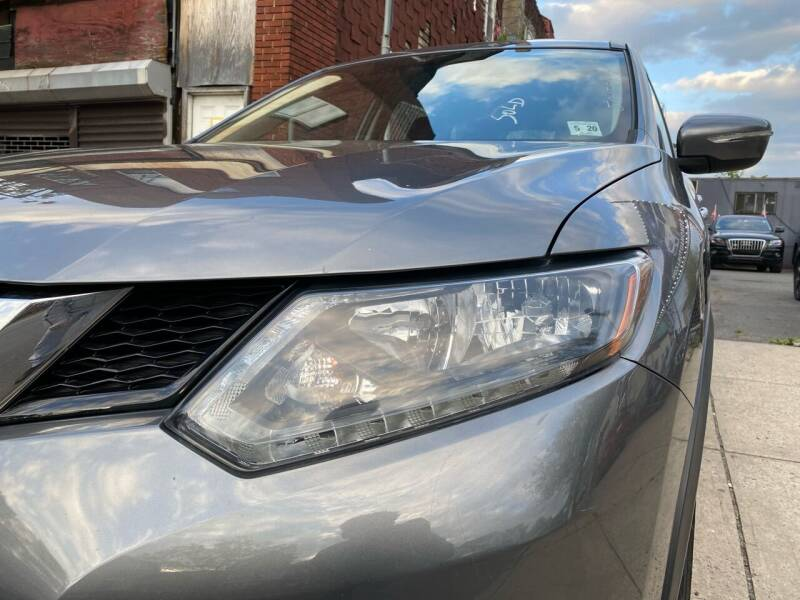 2015 Nissan Rogue AWD S 4dr Crossover (midyear release) - Newark NJ