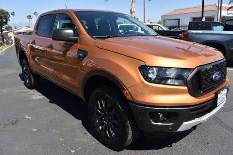 2020 Ford Ranger for sale at DIAMOND VALLEY HONDA in Hemet CA