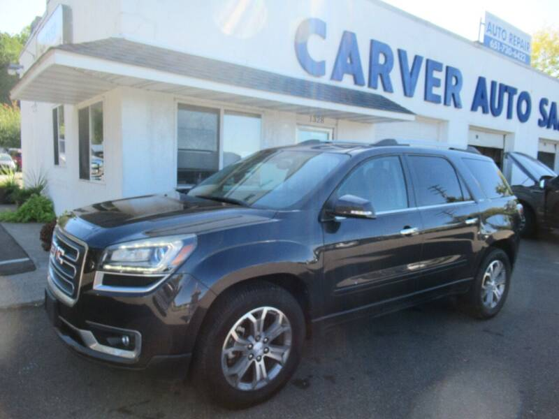 2016 GMC Acadia for sale at Carver Auto Sales in Saint Paul MN