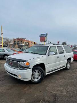 2004 GMC Yukon XL for sale at Big Bills in Milwaukee WI