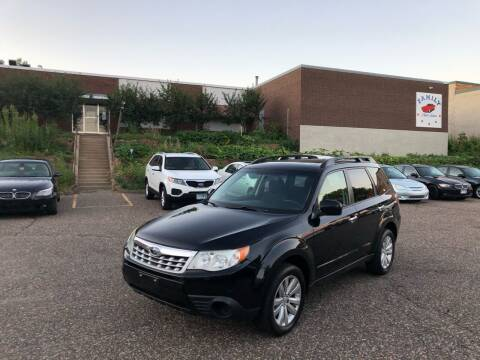 2012 Subaru Forester for sale at Family Auto Sales in Maplewood MN