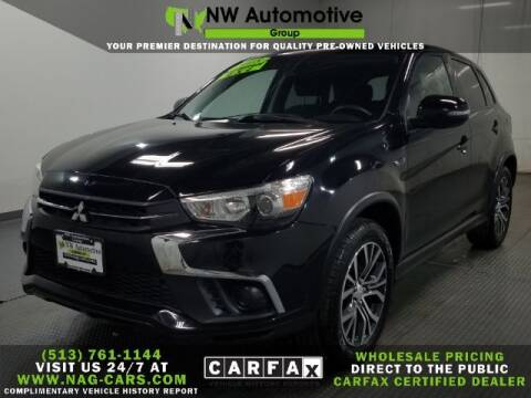 2018 Mitsubishi Outlander Sport for sale at NW Automotive Group in Cincinnati OH