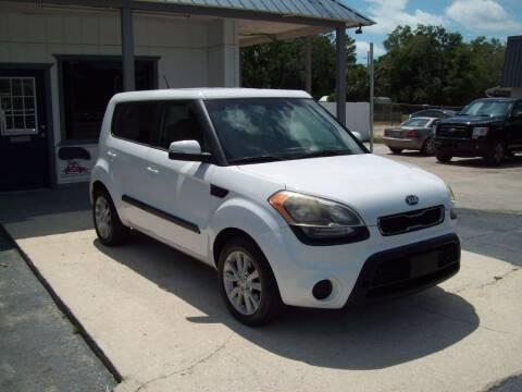 2013 Kia Soul for sale at LONGSTREET AUTO in Saint Augustine FL