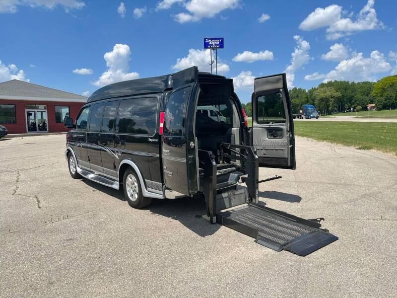 2009 Chevrolet Express Cargo for sale at Summit Auto & Cycle in Zumbrota MN