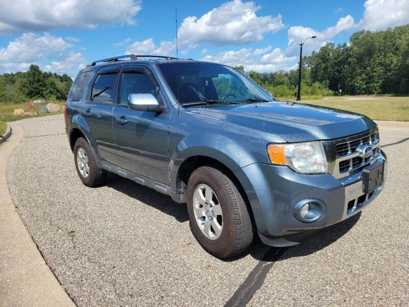 2010 Ford Escape for sale at A+ Family Auto in Marshall MI