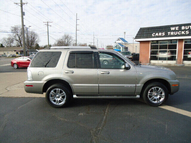 2008 Mercury Mountaineer for sale at Tom Cater Auto Sales in Toledo OH