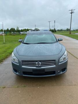 2009 Nissan Maxima for sale at MJ'S Sales in Foristell MO