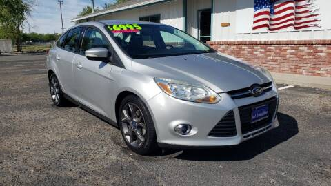 2013 Ford Focus for sale at Sand Mountain Motors in Fallon NV
