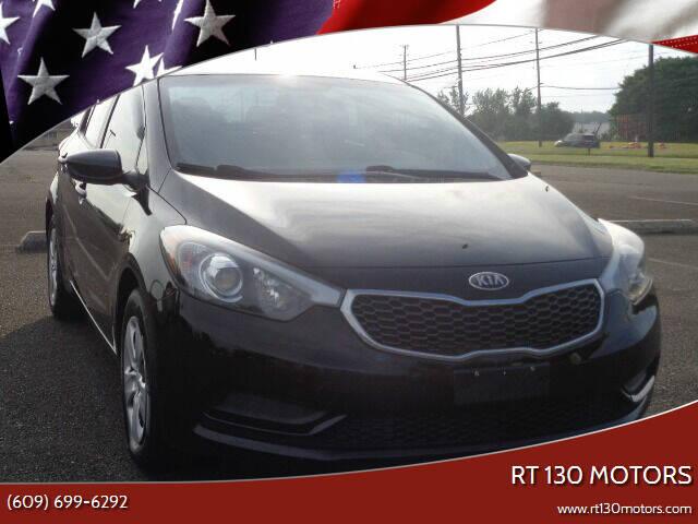 2014 Kia Forte for sale at RT 130 Motors in Burlington NJ