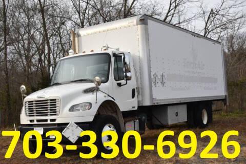 2012 Freightliner M2 106 for sale at MANASSAS AUTO TRUCK in Manassas VA