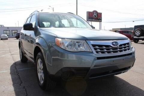 2011 Subaru Forester for sale at B & B Car Co Inc. in Clinton Twp MI