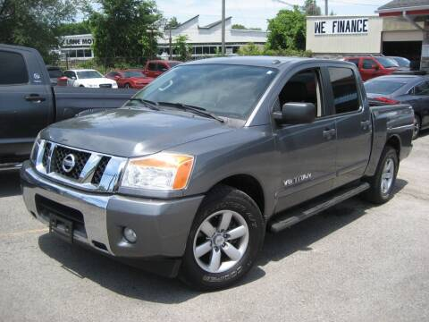2014 Nissan Titan for sale at Import Auto Connection in Nashville TN