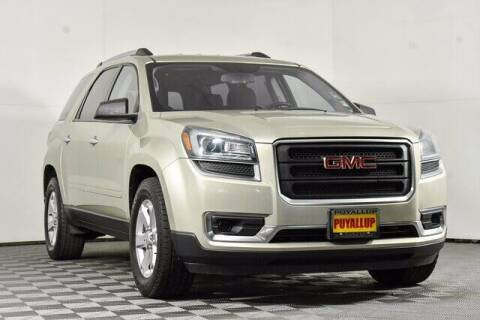 2015 GMC Acadia for sale at Chevrolet Buick GMC of Puyallup in Puyallup WA