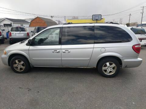 2007 Dodge Grand Caravan for sale at Creekside Auto Sales in Pocatello ID