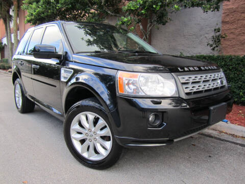 2011 Land Rover LR2 for sale at FLORIDACARSTOGO in West Palm Beach FL