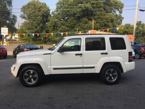 2008 Jeep Liberty for sale at Diamond Auto Sales in Lexington NC