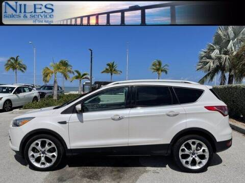 2014 Ford Escape for sale at Niles Sales and Service in Key West FL