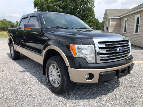 2013 Ford F-150 for sale at Curtis Wright Motors in Maryville TN